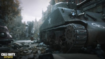 Call of Duty WWII screenshots 05