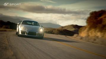 Gran Turismo Sport and Porsche 01