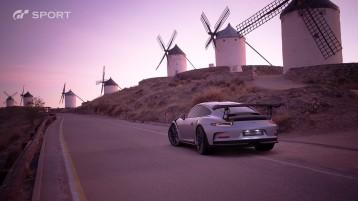 Gran Turismo Sport and Porsche 03