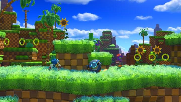Sonic Forces screenshots 01