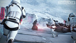 Star Wars Battlefront II screenshots 05