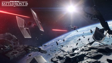 Star Wars Battlefront II screenshots 07