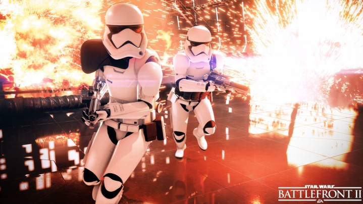 Star Wars Battlefront II screenshots 09