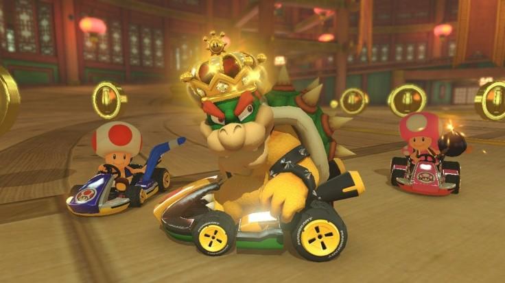 Mario Kart 8 Deluxe Bowser