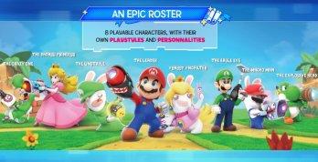 Mario + Rabbids Kingdom Battle 01