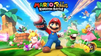 Mario + Rabbids Kingdom Battle art