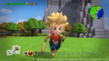 Dragon Quest Builders 2 Screen 1