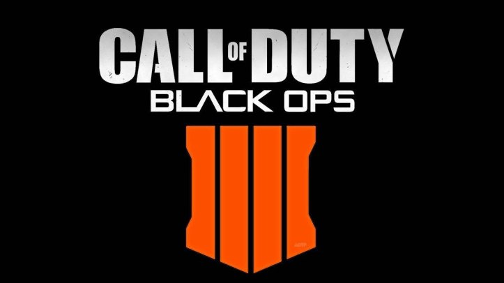Call of Duty Black Ops 4 logo