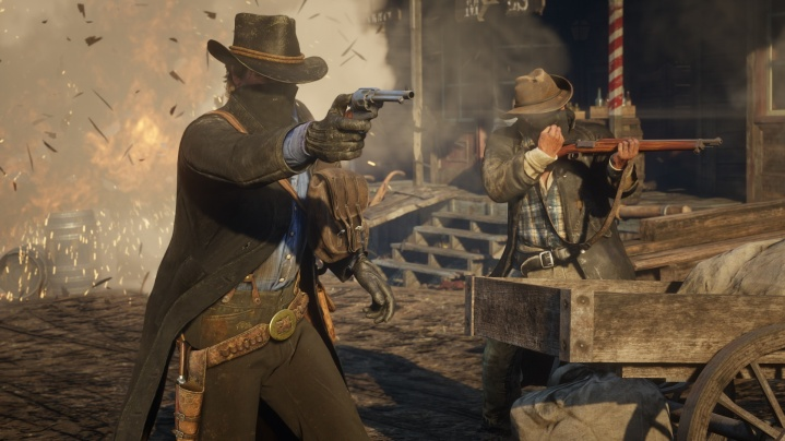 Red Dead Redemption 2 Screen 12
