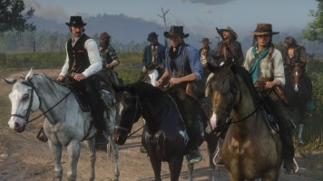 Red Dead Redemption 2 Screen 14
