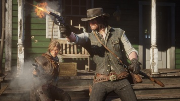 Red Dead Redemption 2 Screen 7