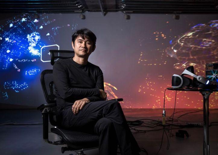 Tetsuya Mizuguchi Tetris Effect